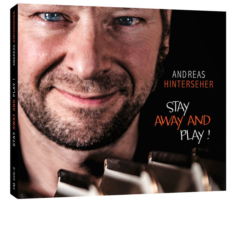 CD Andreas Hinterseher - Stay Away and Play