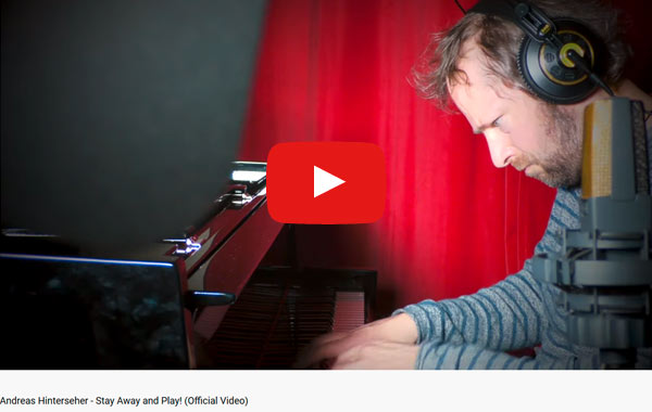 Video Andreas Hinterseher Yearning Lock Down Song - Stay Away And Play!